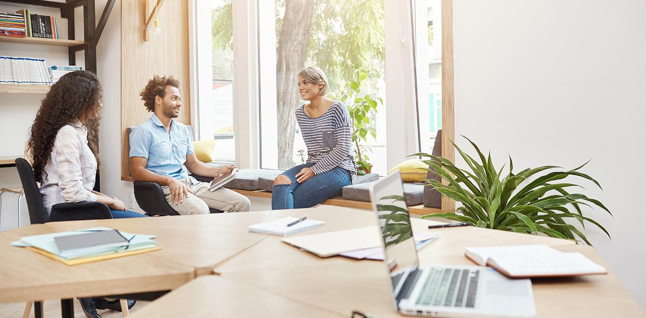 Small Talk – Tipps für ein gelungenes Gespräch